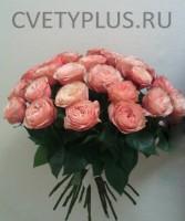 25 пионовидных роз сорта Кагала 4075 руб.