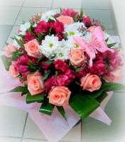 Розовый юбилей свадьбы-5000 руб.